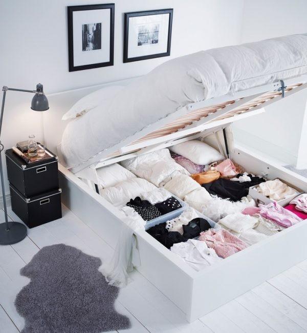 Пожиратели места в маленькой квартире: 15 вещей, от которых нужно поскорее избавиться - квартира, дом, дача - медиаплатформа миртесен