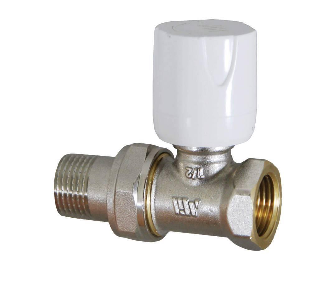 Как выбрать и установить вентиль для радиатора отопления?
