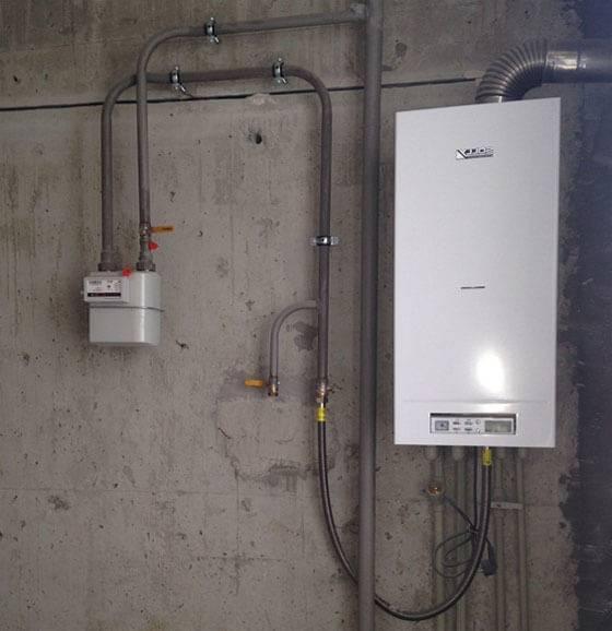 Автономное отопление в многоквартирном доме: особенности устройства
