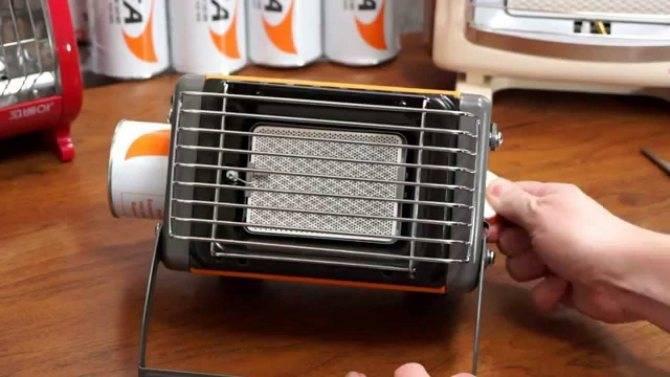 Каталитические газовые обогреватели как один из вариантов устройств для отопления