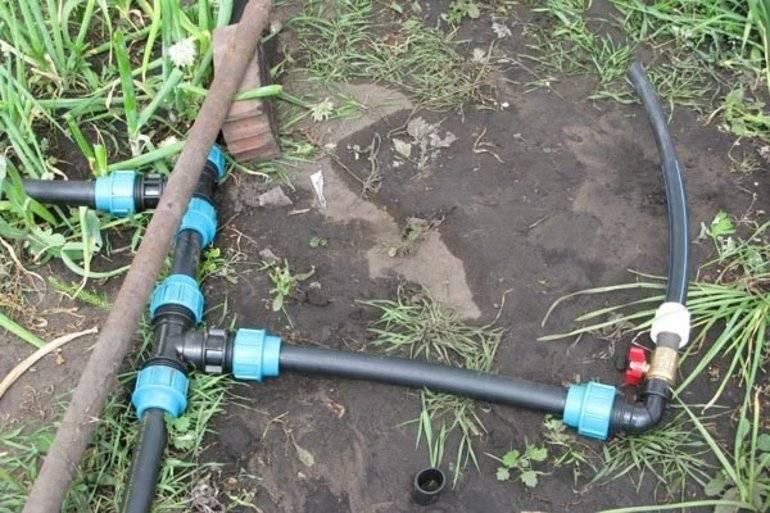 Труба пнд диаметром 32 мм — характеристики и цена   максимальная температура и давление для пэ   фитинги