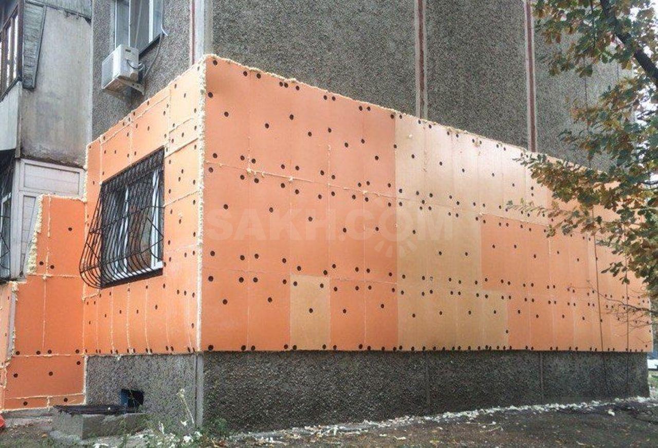 Чем и как утеплить фасад дома снаружи. технологии, инструменты, видео