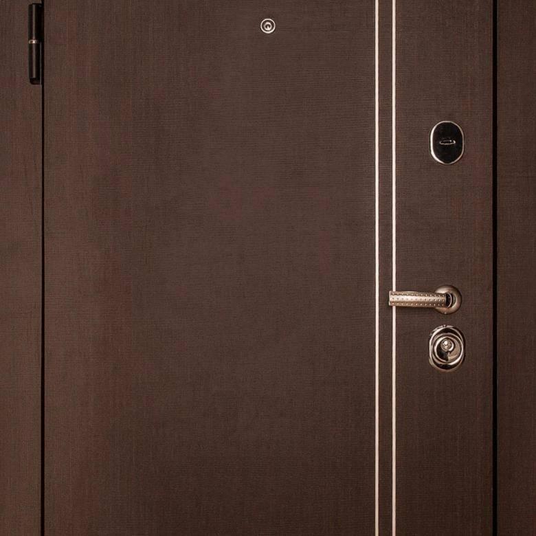 Размер входных металлических дверей с коробкой