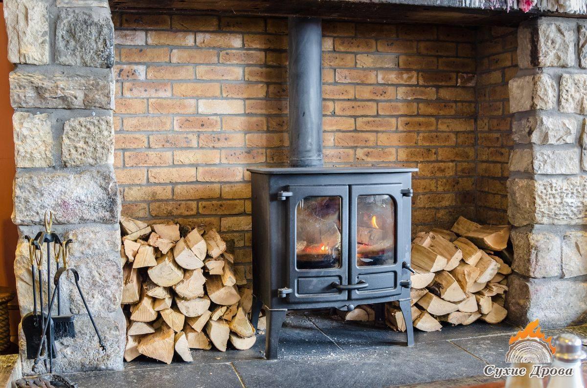 Дрова каминные – разновидности твёрдого топлива и выбор недорогих альтернативных решений - камины и печи