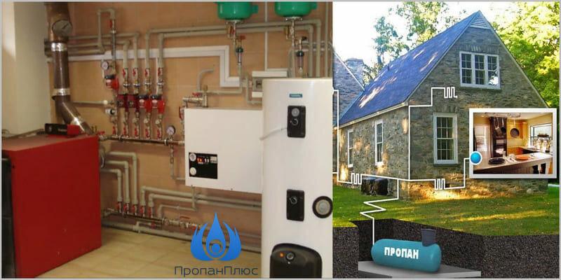 Газовая печка для дома - удобное отопление