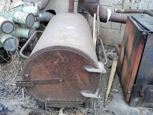 Отопление опилками: утилизируем отходы, получая тепло