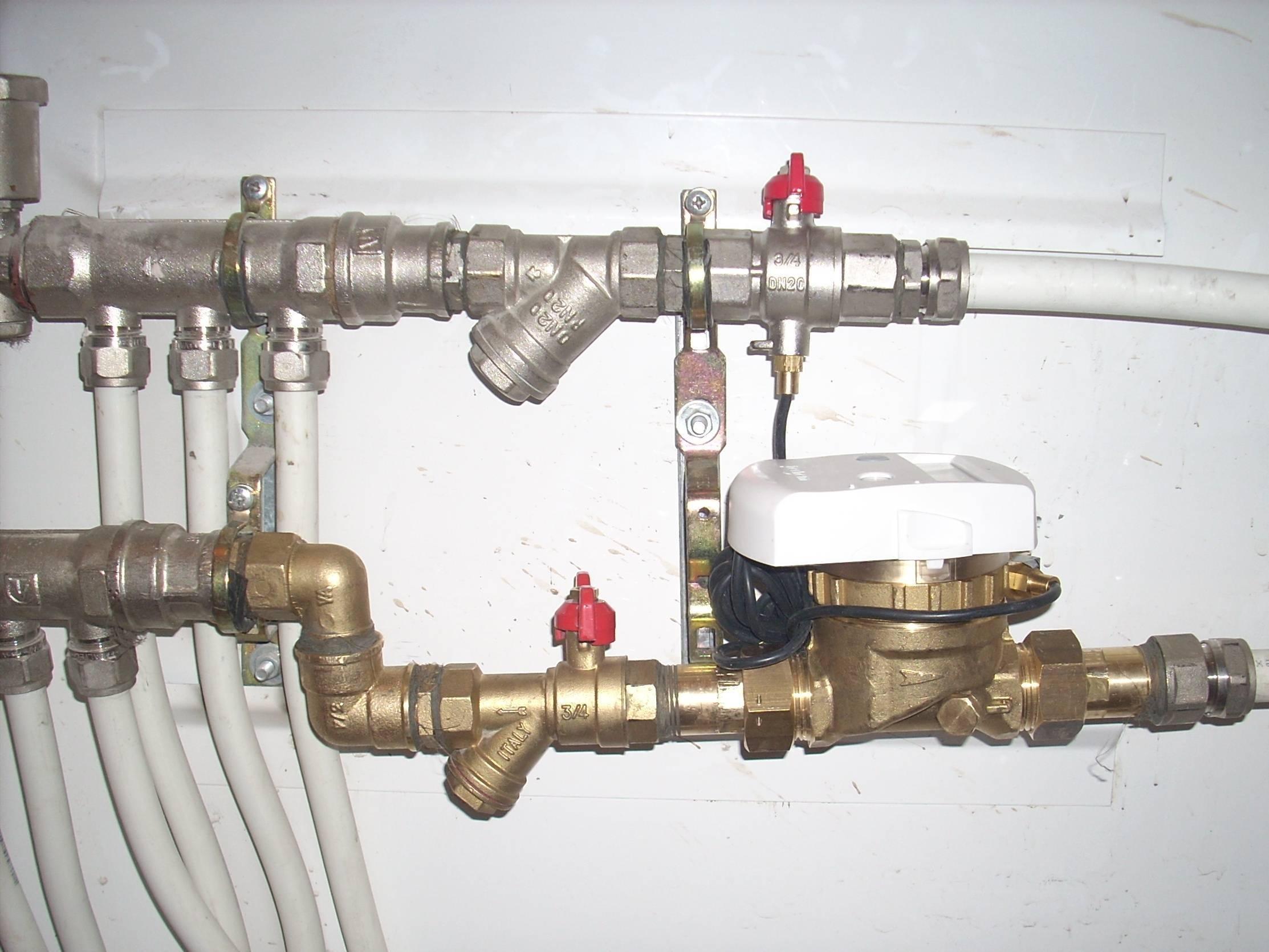 Как установить счетчики на отопление в квартиру?