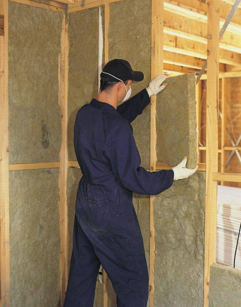 Утепление дома изнутри - правильный порядок выполнения работ