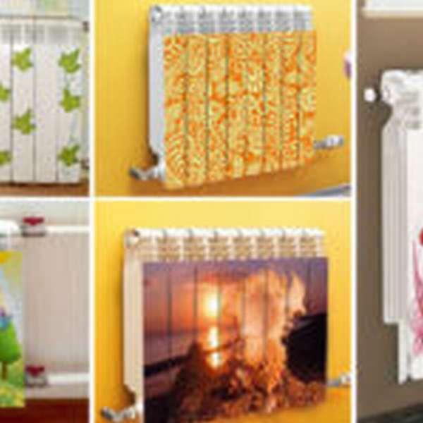 Декор батареи отопления своими руками: декоративные панели, накладки, короба, как декорировать и закрыть и украсить батарею, фото и видео примеры
