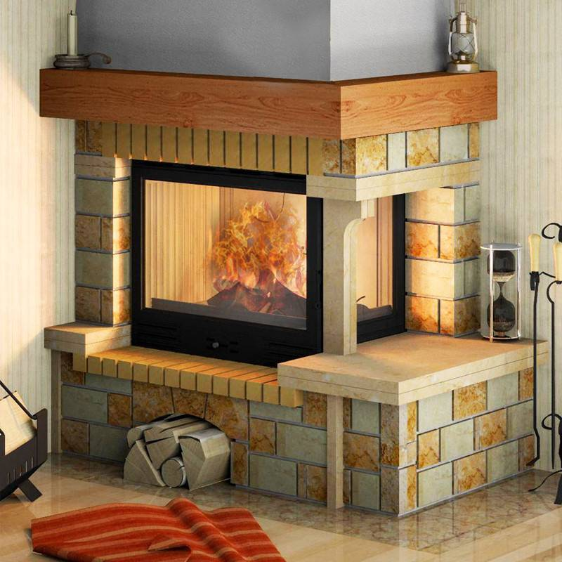 Как выбирать декоративные электрические камины для дома и квартиры