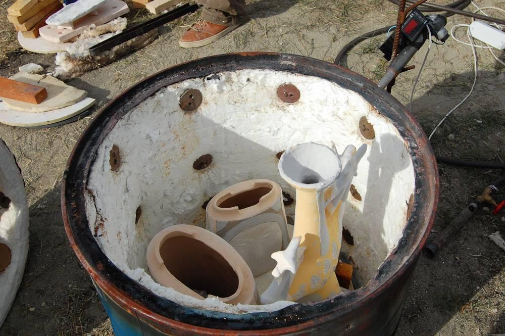 Обжиг глины в домашних условиях: особенности, температура и рекомендации. как обжечь керамику в обычной духовке