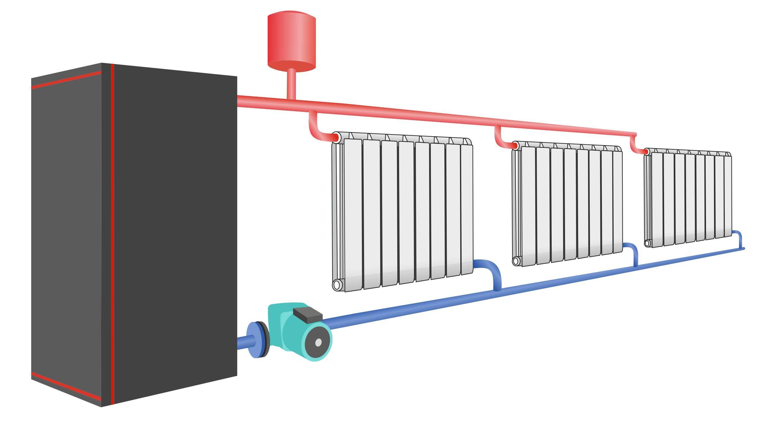 Виды экономичного электрического отопления частного загородного деревянного дома