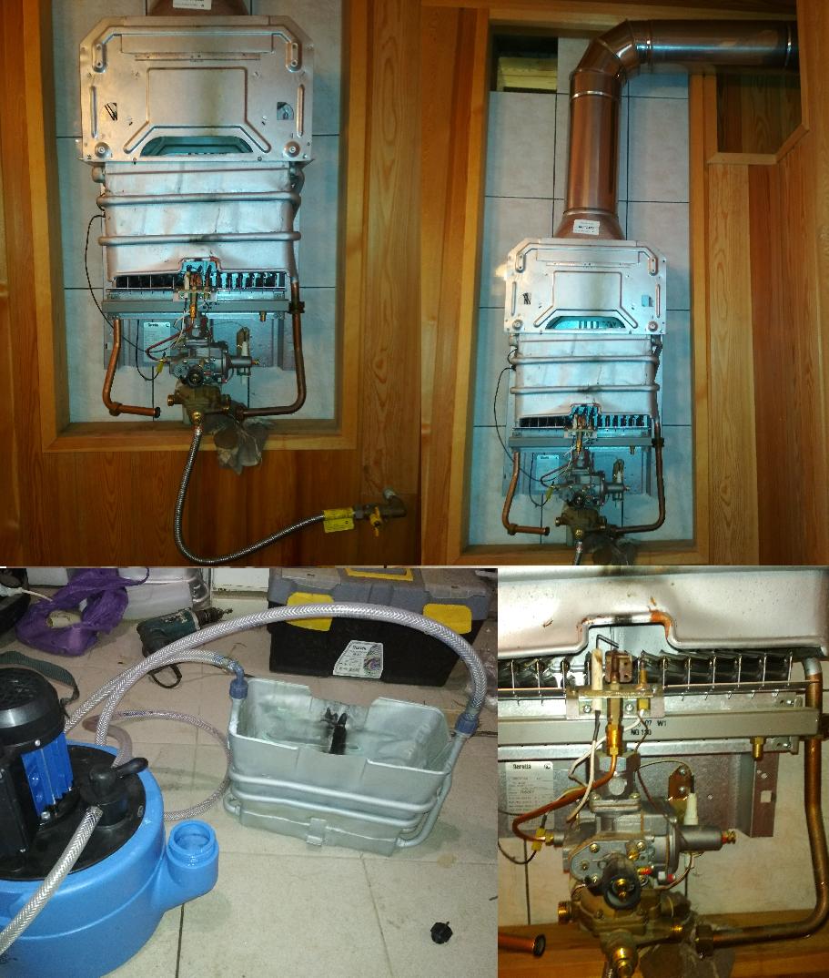 Мастер-класс: ремонт газового крана в советской колонке