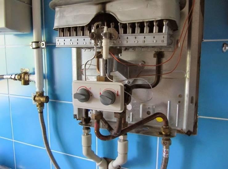 2 главные причины почему не зажигается газовая колонка