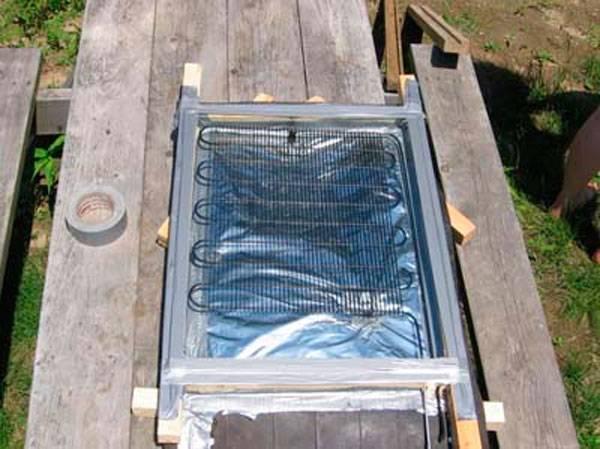 Солнечный водонагреватель: принцип действия- инструкция +видео