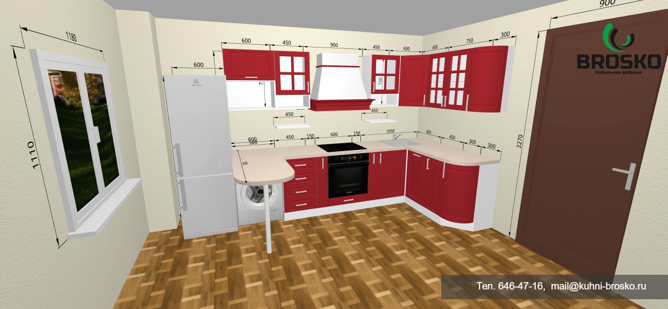 3d планировщик кухни: дизайн и проектированиекухня — вкус комфорта