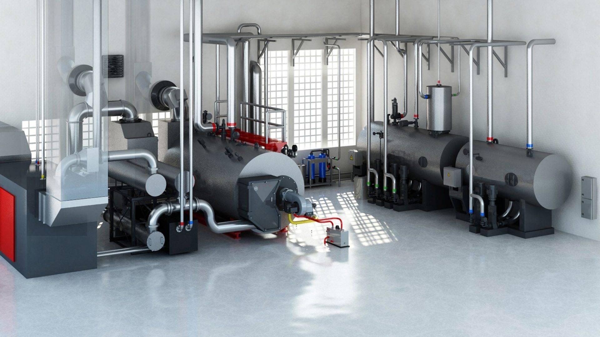 Отопление склада, ангара, цеха, выбор оборудования и материалов