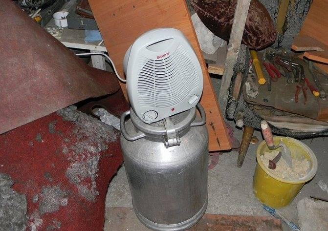 Отопление в гараж: дизельный, газовый, экономный электрический обогреватель