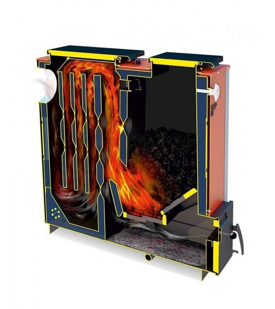 Котел отопления на угле: твердотопливные котлы отопления на угле их принцип работы и преимущества