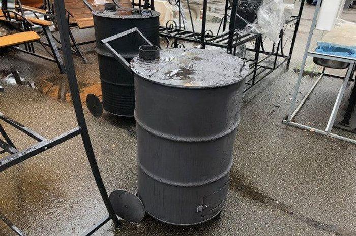 Печи для сжигания мусора своими руками: 2 варианта постройки
