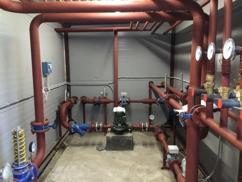 Подпитка системы отопления: схемы, принцип работы, устройство