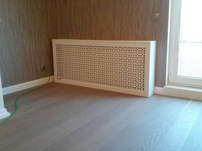Короб для труб отопления: виды декоративных коробов, деревянный, из гипсокартона, пластиковый, способы монтажа