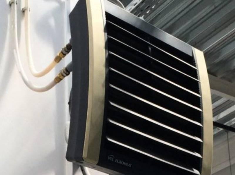 Устройство воздушной системы отопления в частном доме своими руками