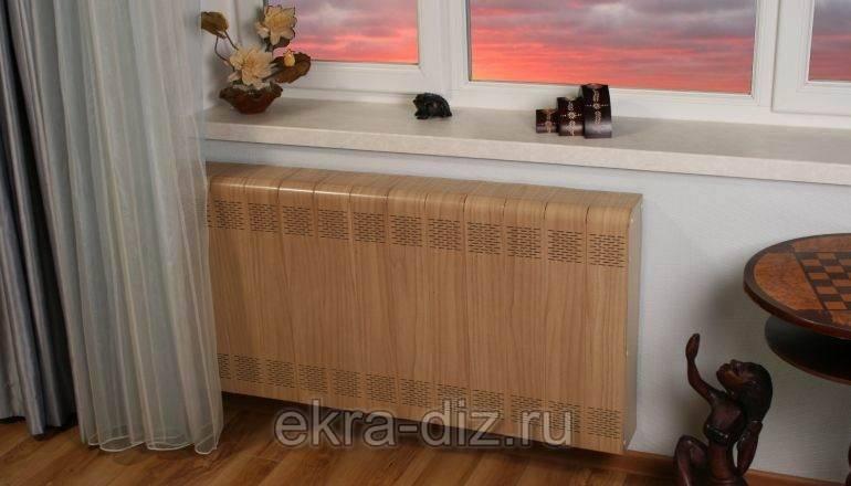 Защитные экраны на радиаторы отопления | всё об отоплении