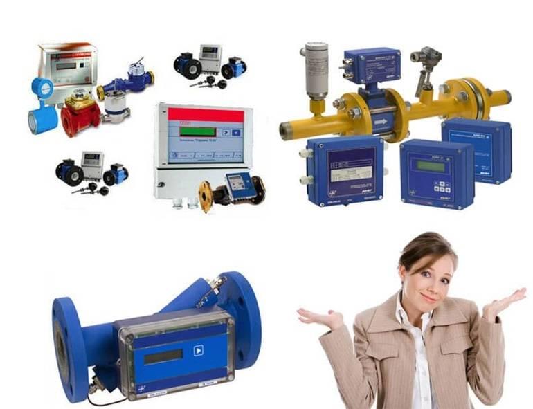 Установка счетчиков на отопление в квартире: виды приборов