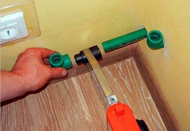 Сварка водопроводных труб: как варить с водой, как правильно варить трубы отопления