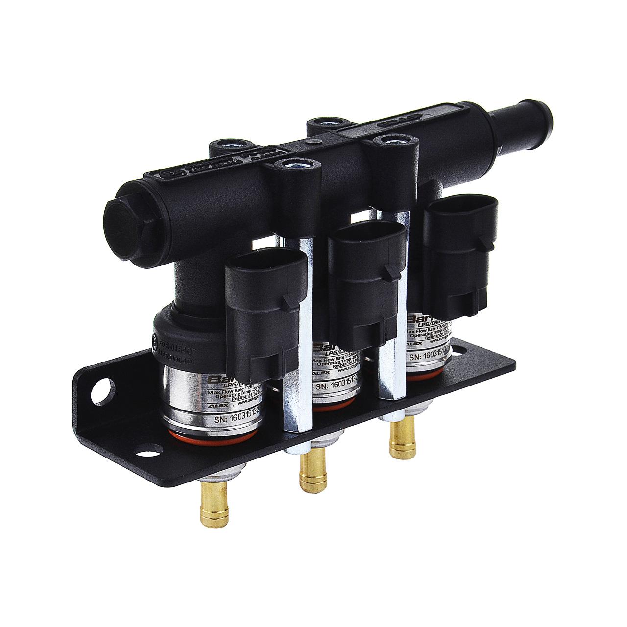 Как выбрать газовые форсунки, инструкция выбора форсунок для газобаллонного оборудования
