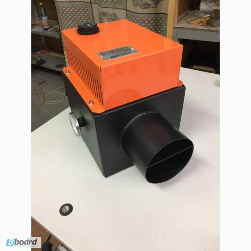 Выбор вентилятора для котла на твердом топливе
