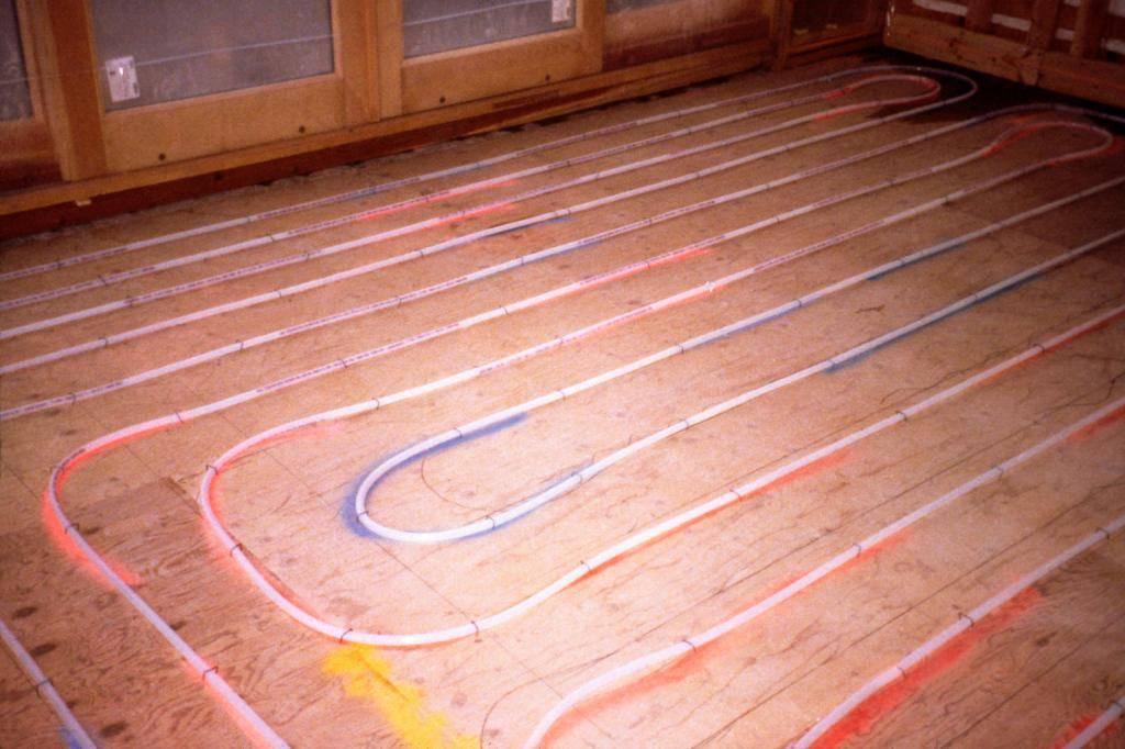 Газовое отопление в деревянном доме: правила и нормы