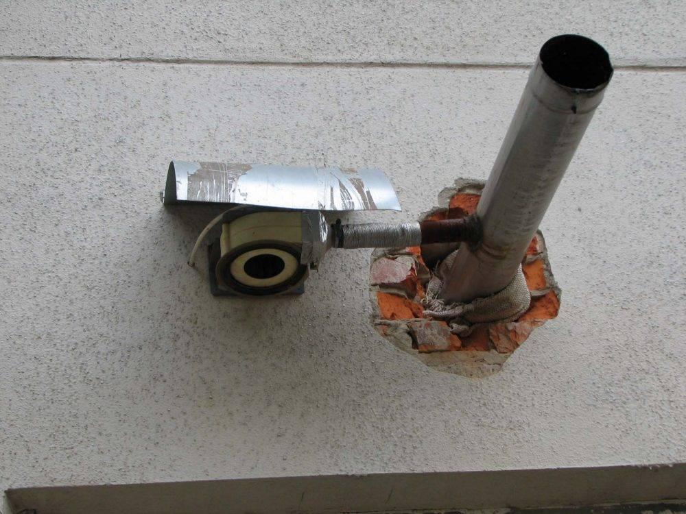 Как установить вентилятор на твердотопливный котел