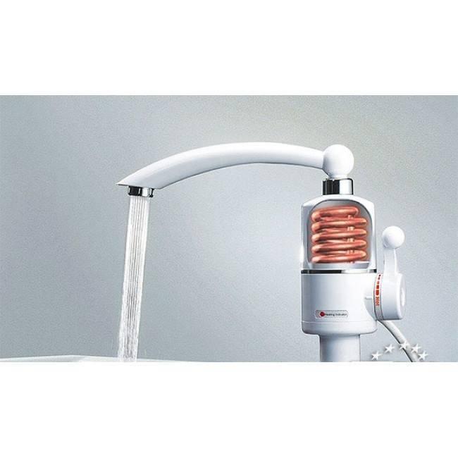 Водонагреватель делимано, кран мгновенного нагрева воды, отзывы