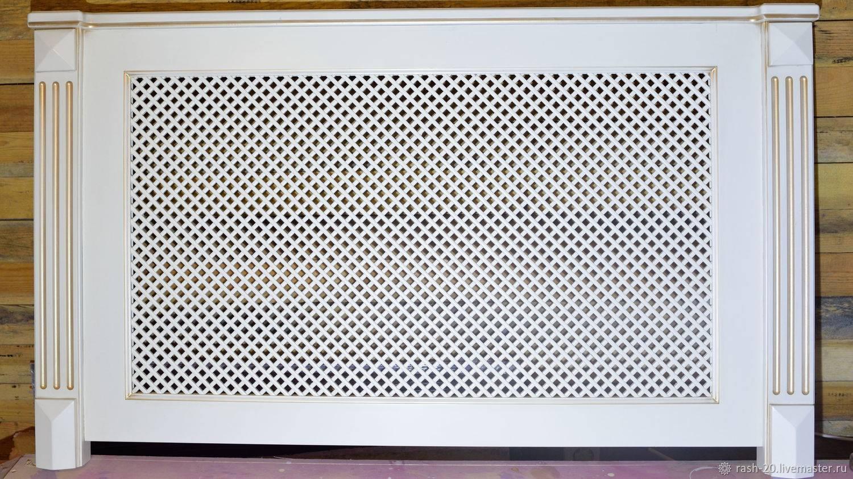 Какая декоративная решетка радиатора лучше подойдёт для дома – виды и особенности