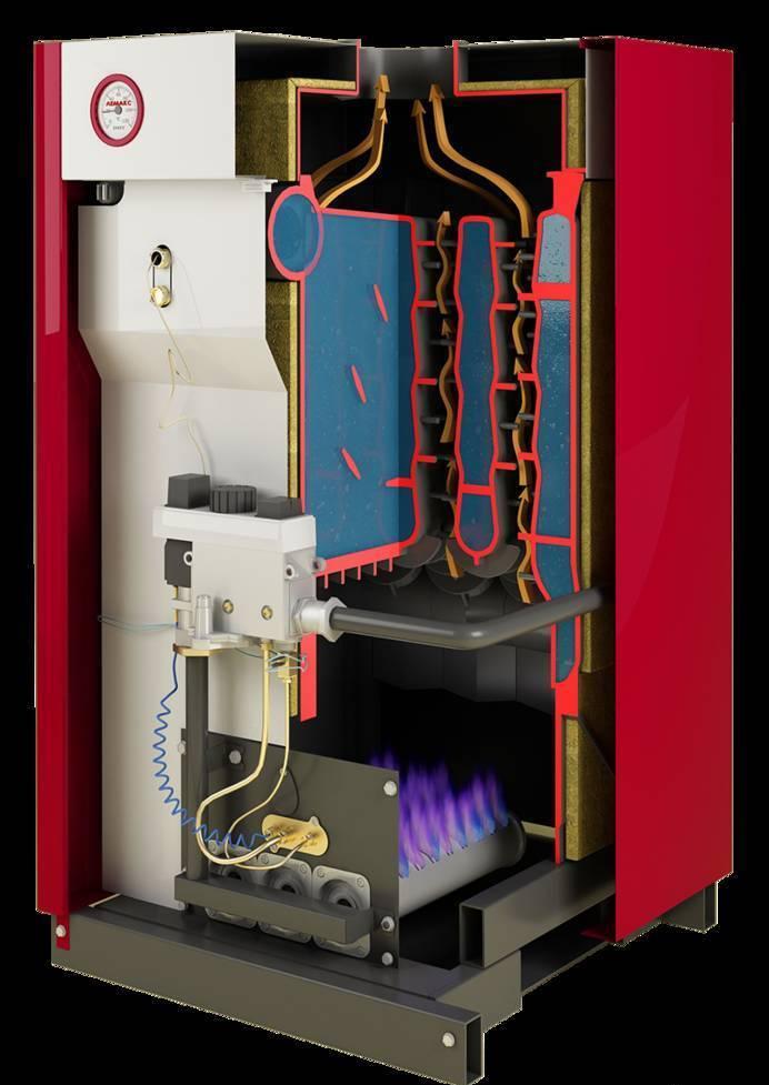 Газовые котлы лемакс: технические характеристики и принцип работы