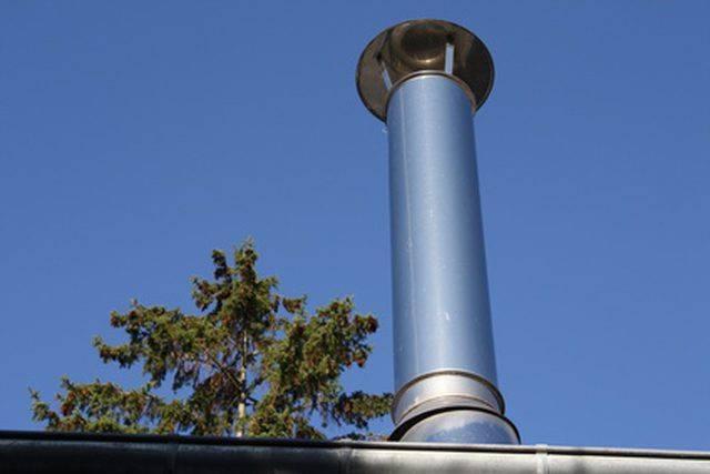 Задувает газовый котел ветром что делать