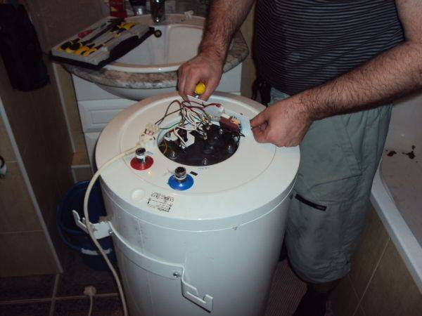 Как почистить бойлер от накипи в домашних условиях, чистка водонагревателя своими руками