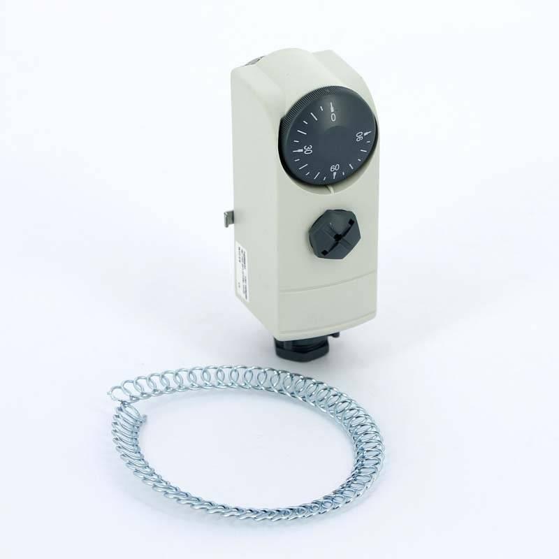 Терморегулятор для насоса системы отопления и регулировка циркуляционного оборудования