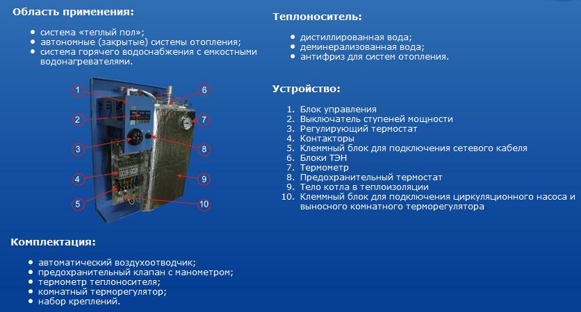 Как выбрать электрический котел отопления - особенности подбора и основные виды аппаратов
