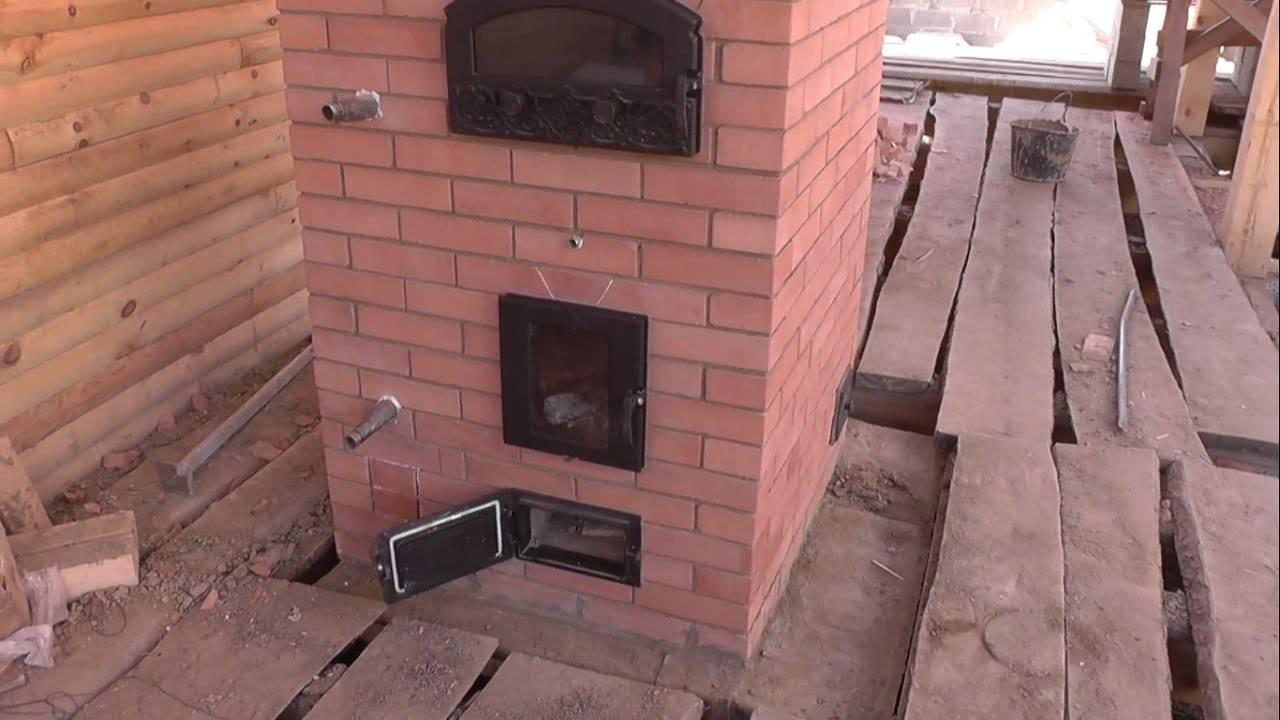 Печь для двухэтажного дома - всё об отоплении и кондиционировании