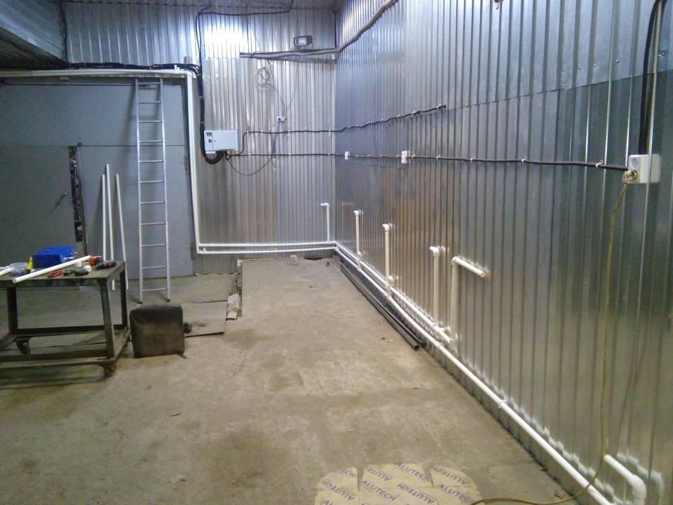 Как сделать электрическое отопление для гаража
