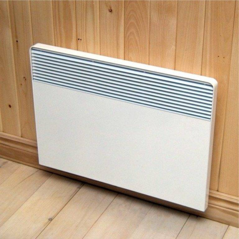 Преимущества настенных электрических конвекторов отопления