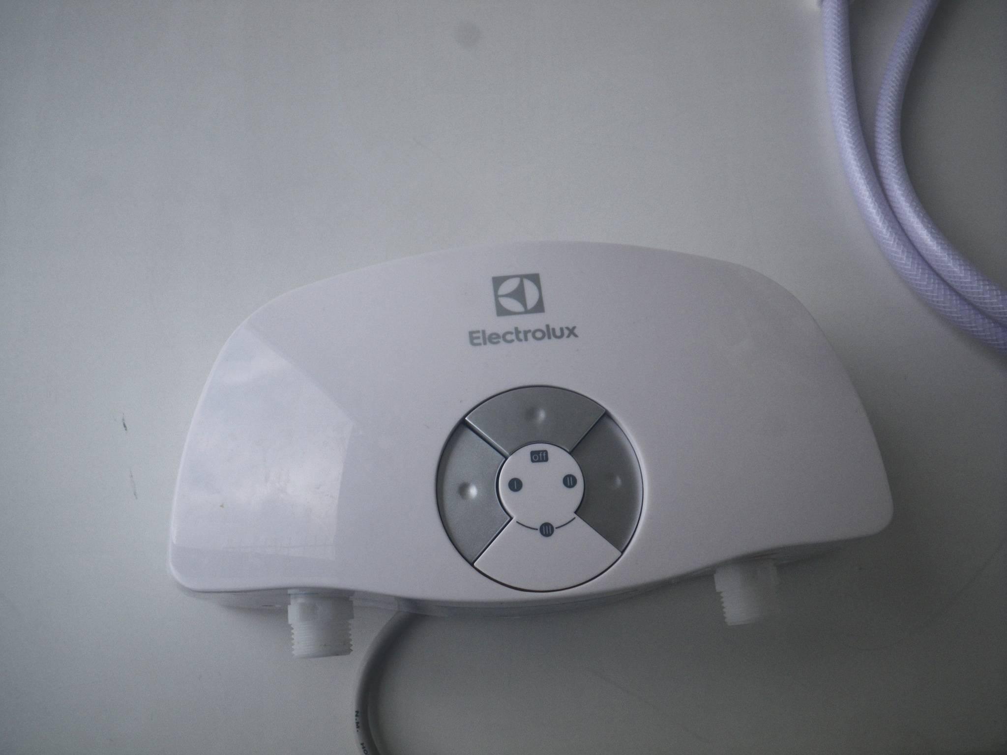 Как выбрать водонагреватель electrolux: накопительный или проточный