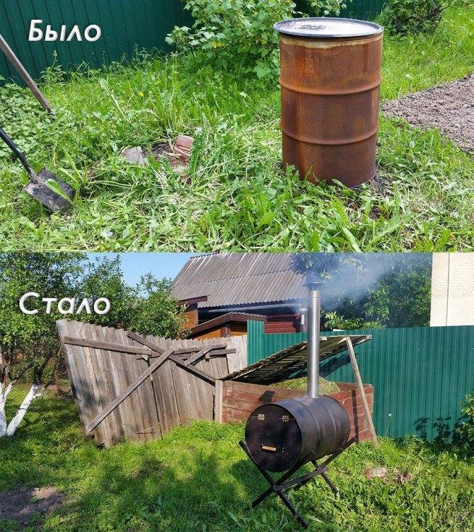 Можно ли сжигать мусор на своем участке   sovetguru