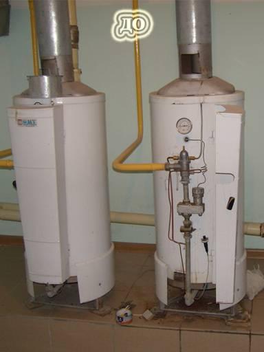 Система автономного отопления в частном доме с газовым котлом