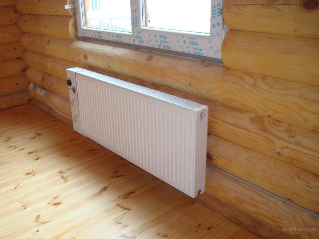 Электрическое отопление на даче своими руками