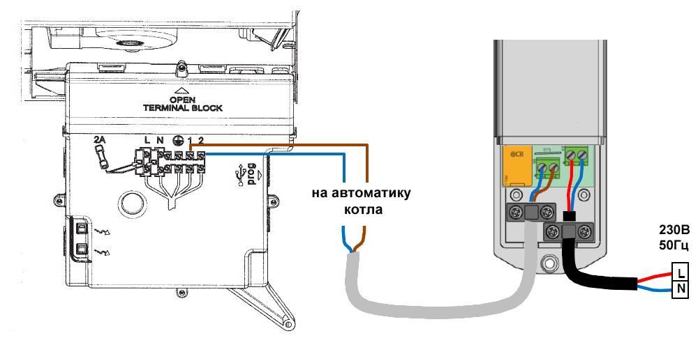 Как подключить термостат к газовому котлу - рекомендации и советы