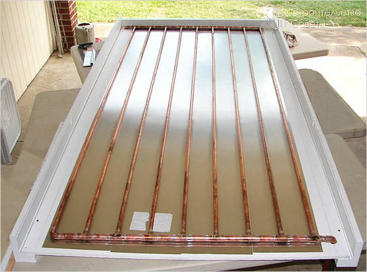Солнечный водонагреватель - 150 фото эффективных систем отопления